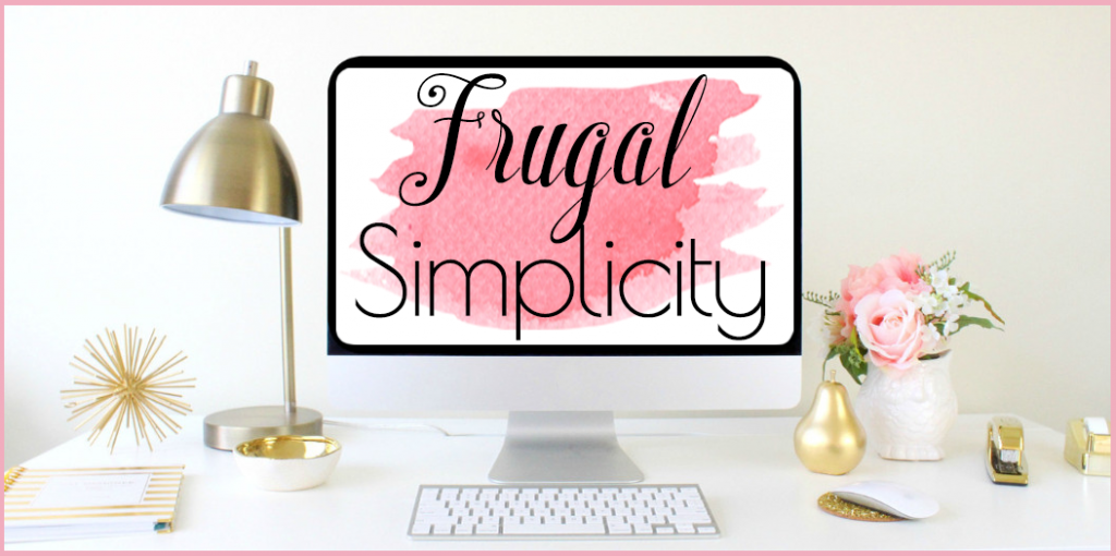 Frugal Simplicity