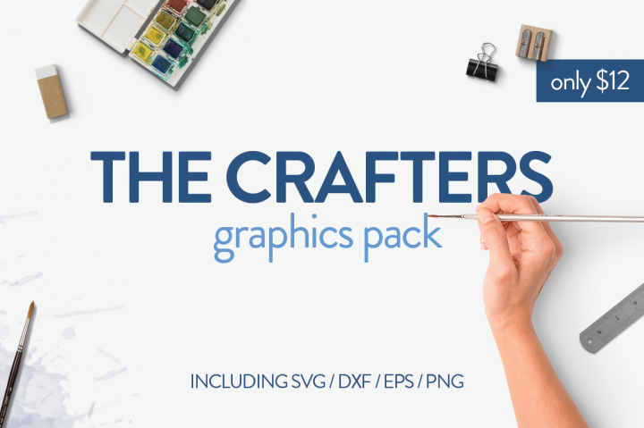crafters graphics pack