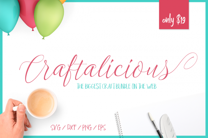 Craftalicious Bundle