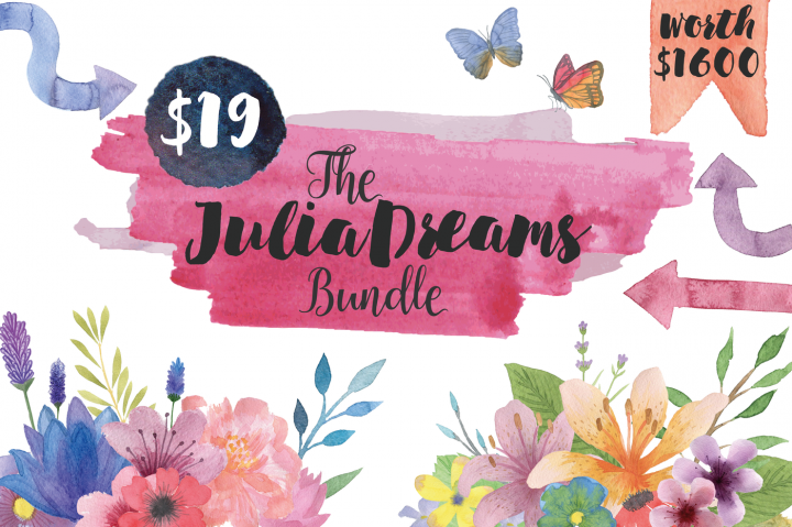 Julia Dreams Bundle