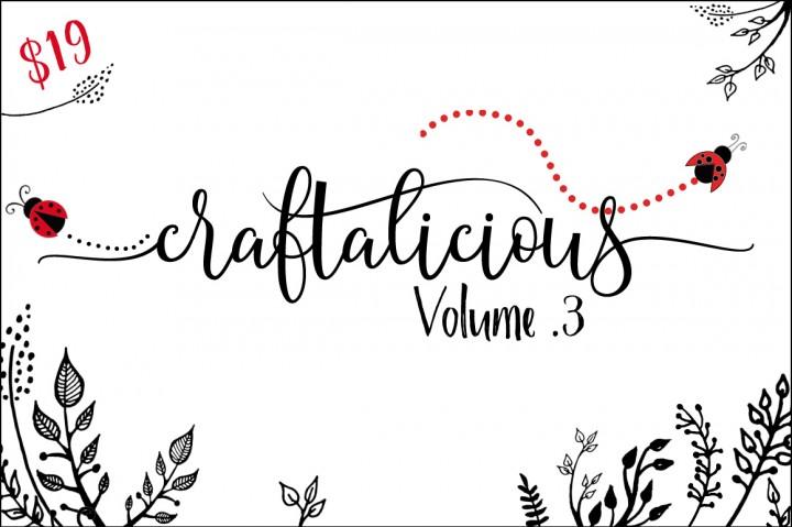 The Craftalicious Bundle - Vol. 03