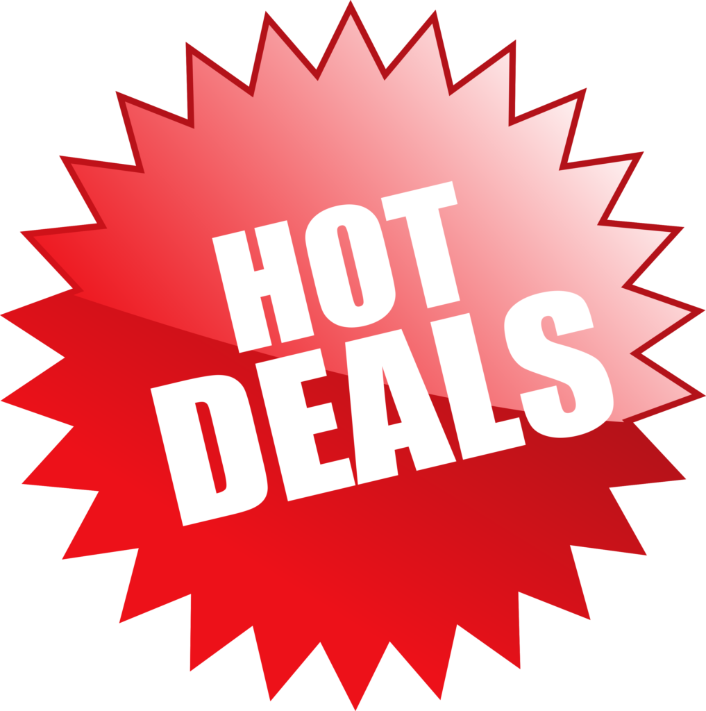 New Hot Deals, Coupon Codes, Promo Codes, and Discounts List