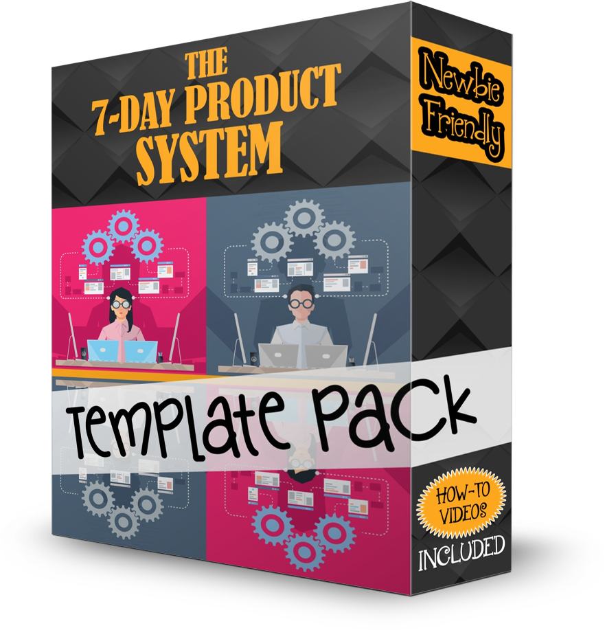 7-Day Product System Template Pack